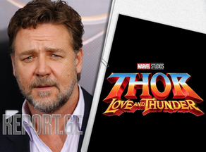 Russell Crowe to play Zeus in the new Thor