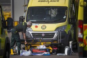 Britain's coronavirus death toll at 18,749