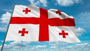 January 14 - flag day in Georgia