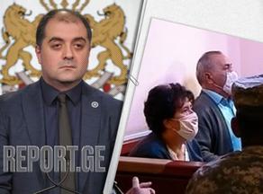 მელაშვილი-ილიჩოვა აუცილებლად მოიხდიან სასჯელს - პროკურორი