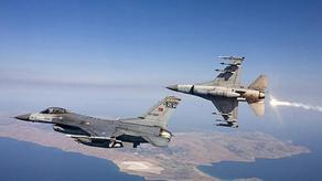 თურქეთის საჰაერო ძალებმა ერაყის ჩრდილოეთით იერიში მიიტანეს