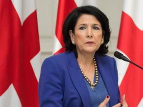 Президент Грузии выразила соболезнования семьям погибших в авиакатастрофе в Казахстане