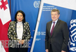 Президент встретилась с гендиректором МОТ