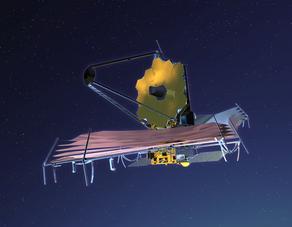 НАСА пришлет самый мощный телескоп в космос - ВИДЕО