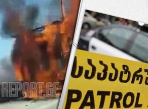 Депутата Сакрбуло Гори задержали за поджог автомобиля