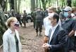 В Тбилисском национальном парке отметили День рейнджера