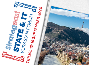 """საერთაშორისო ფორუმი """"State and IT Eurasian Forum"""" თბილისში პირველად გაიმართება"""