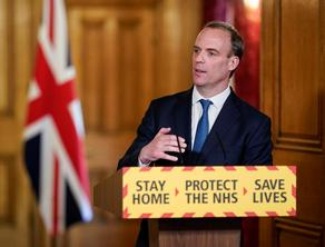 Dominic Raab: Great Britain should not ease the restrictions