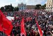 იტალიაში მასშტაბური ანტიფაშისტური აქცია გაიმართა