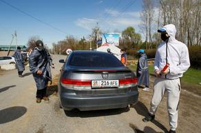 Кыргызстан ослабит ограничения с понедельника