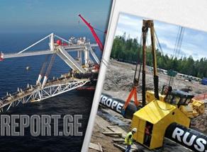 Nord Stream AG заявила о готовности Северного потока-2 на 99%