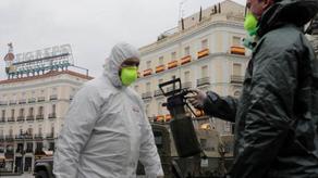 В Испании 96 человек заразились COVID-19 за сутки