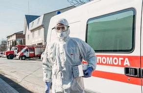 4000 of medical personnel contracted COVID-19 in Ukraine