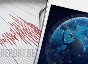 ირანში 5.8 მაგნიტუდის მიწისძვრა მოხდა