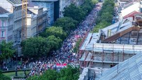 В Будапеште протестуют против открытия китайского университета