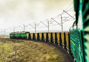 Cargo from Turkmenistan transported via BTK railway