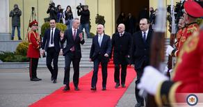 Zalkaliani left for London within framework of NATO leaders meeting