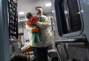 В Нью-Йорке 100 детей инфицированы неизвестным синдромом