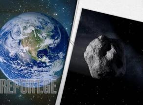 დედამიწას ხეოფსის პირამიდის ზომის ასტეროიდი უახლოვდება