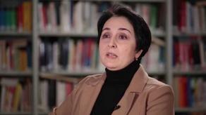 Bella Tsipuria leaves jury of Litera competition