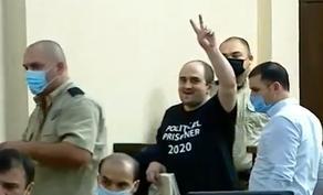 დღეს სააპელაციო სასამართლოში რურუასთვის პატიმრობის შეფარდებას გაასაჩივრებენ