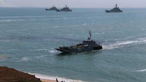 Russia closes access to three regions of Black Sea