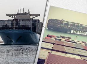 Ущерб от блокировки Суэцкого канала может обойтись в 10 млрд долларов