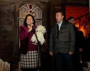 Президент обсудила с директором Агентства культурного наследия инициативу, связанную с чичилаки