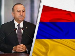 Turkish Foreign Minister says Armenia continues killing peaceful civilians