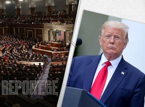 აშშ-ის დემოკრატი კონგრესმენები დონალდ ტრამპის თანამდებობიდან გადაყენებას ითხოვენ