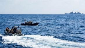 Пираты захватили корабль, где могут находится граждане Грузии - новые детали