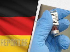 გერმანიაში კორონავირუსზე მოსახლეობის თითქმის ორი მესამედია აცრილი