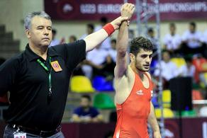 Ramaz Zoidze gains victory and pass to participate in the Olympic Games