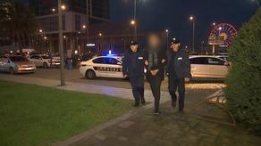ჯგუფური დანაშაულისთვის თურქეთის ორი მოქალაქე დააკავეს