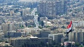 Израиль совершил воздушную атаку на Дамаск