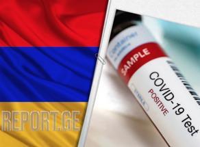 Armenia coronavirus cases hit 995 in past 24 hrs