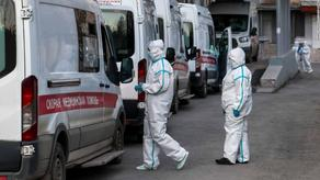 7,728 new cases of infection registered in Russia