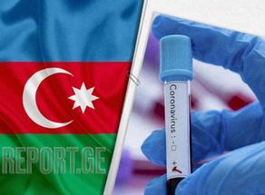 В Азербайджане выявлено 38 новых случаев COVID-19