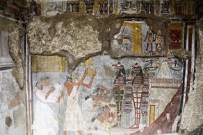 ამონის წინასწარმეტყველის სამარხი ეგვიპტეში დამთვალიერებლებისთვის გაიხსნა