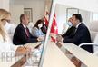 თანამშრომლობის გაღრმავება პრიორიტეტულია - ირაკლი ღარიბაშვილი თურქეთის რესპუბლიკის იუსტიციის მინისტრს შეხვდა