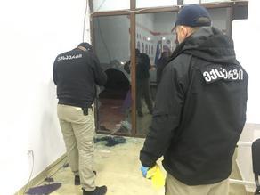 По факту повреждения офиса ЕНД в Зугдиди начато расследование