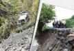 Car crashes into a ravine in Tusheti resulting in victims