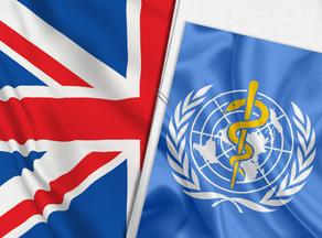 ბრიტანეთი ჯანმო-ს დაფინანსებას 30%-ით გაზრდის