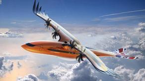 მტაცებელი ფრინველი - ახალი ხომალდი Airbus-ისგან - VIDEO - PHOTO