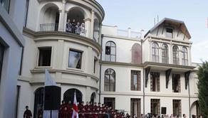 Erkomaishvili Concert Hall opens in Kancheli Garden