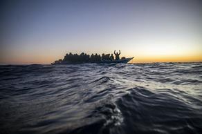 У берегов Туниса затонуло судно - погиб 41 человек