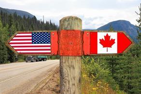 აშშ-მა კანადასთან და მექსიკასთან საზღვრის ჩაკეტვა 20 მაისის ჩათვლით გააგრძელა