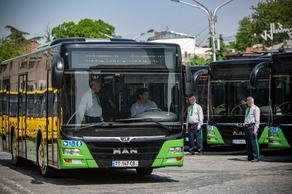 Общественный транспорт возобновил работу