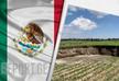 В Мексике появился гигантский провал