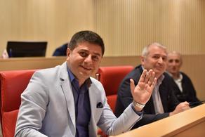 Закария Куцнашвили отказался от депутатского мандата